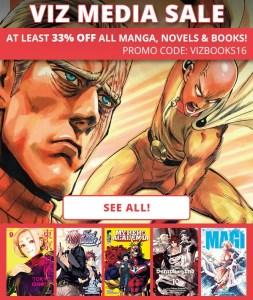 Viz | Book Sale