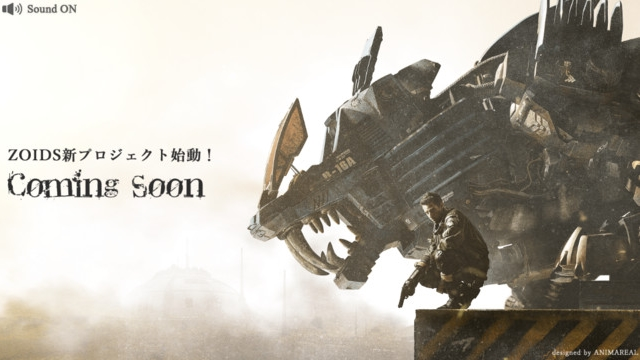 Zoids | New Project