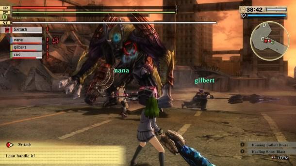 God Eater 2 Rage Burst | Yaksha Raja