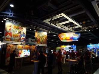 PAX West Day 1 | Nintendo Booth