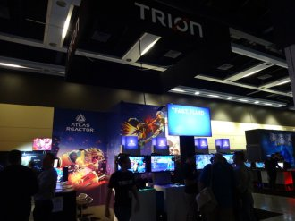 PAX West Day 1 | Trion Worlds