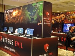 PAX West Day 1 | Versus Evil