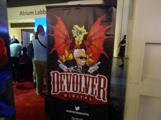PAX West Day 2 | Devolver Digital