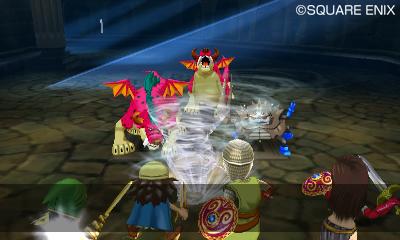 Dragon Quest VII | Dynamic Battles