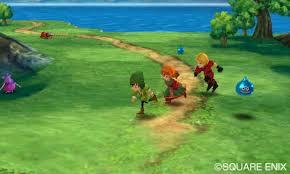 Dragon Quest VII | Island