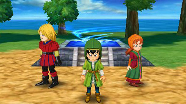 Dragon Quest VII | Primary Three