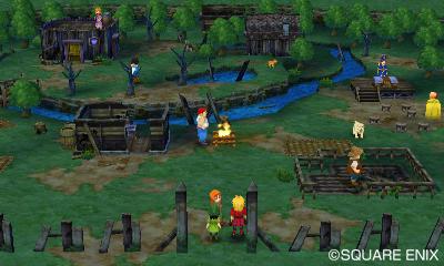 Dragon Quest VII | Sausage