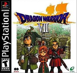 Dragon Warrior VII | Cover Image