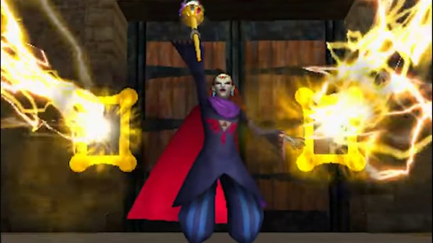 Hyrule Warriors Legends - A Link Between Worlds DLC