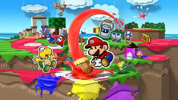 Extra Life | Paper Mario Color Splash