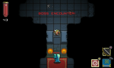 Quest of Dungeons | Boss Encounter
