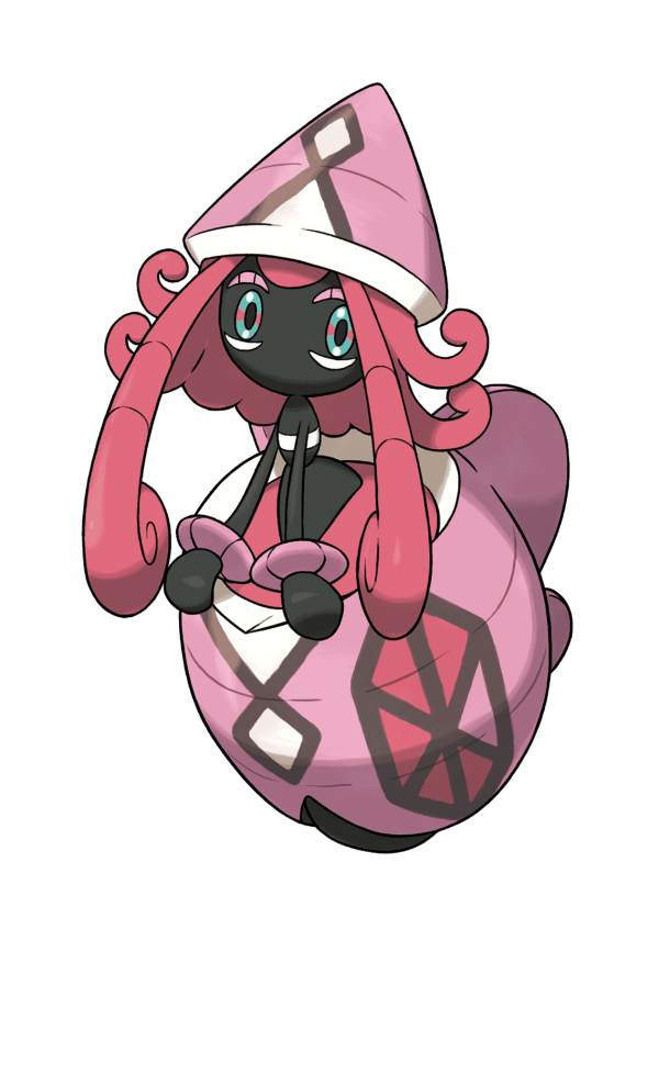 Tapu Lele uses the unique move Psychic Terrain