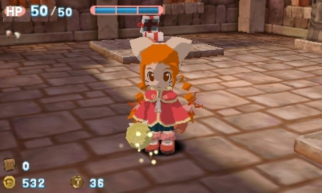 Gurumin A Monstrous Adventure 3D | Meow