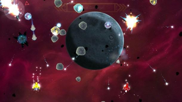 Xenoraid | asteroids