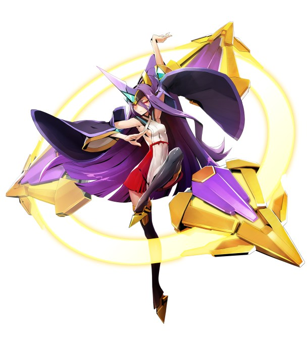 Blazblue Centralfiction | Izanami