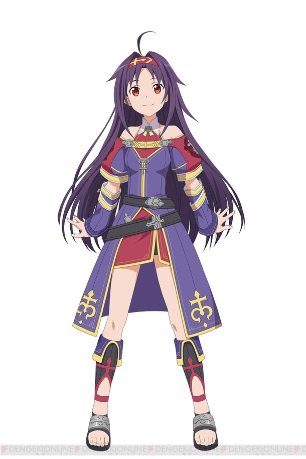 Sword Art Online: Hollow Realization Yuuki 2