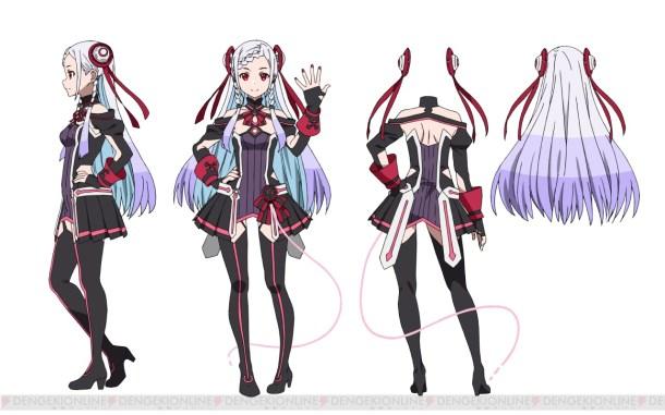 Sword Art Online: Ordinal Scale | Yuna 2