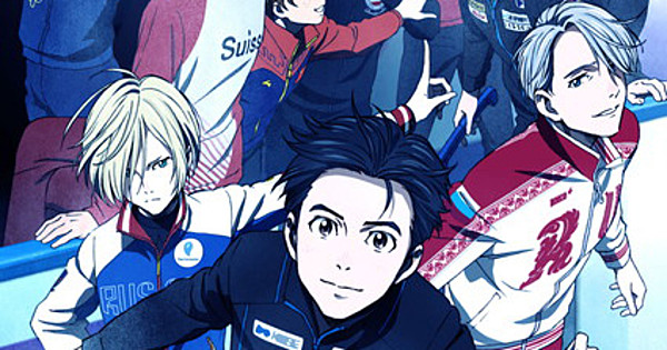 Anime | yuri on Ice