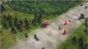 Zoids Field of Rebellion | Screenshot