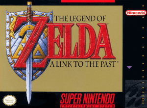 A Link to the Past | Boxart