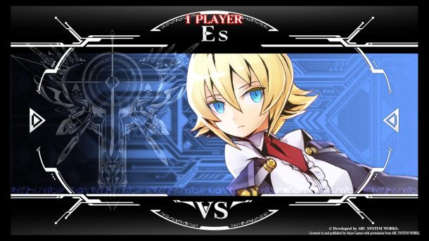 BlazBlue Central Fiction | Es