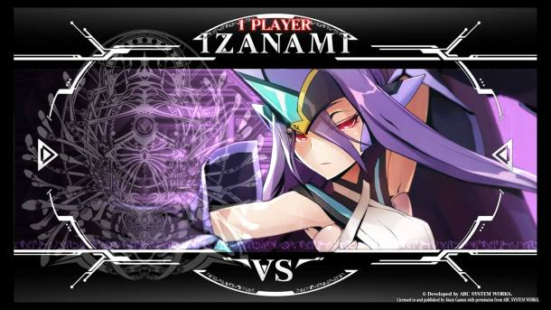BlazBlue Central Fiction | Izanami