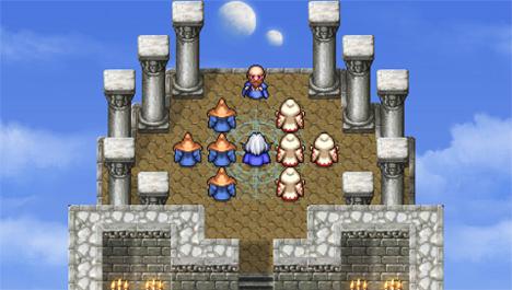 Countdown to Final Fantasy XV | Final Fantasy IV Screenshot 4