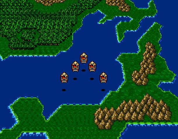 Countdown to Final Fantasy XV | Final Fantasy IV Screenshot 5