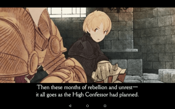 Countdown to Final Fantasy XV | Final Fantasy Tactics Screenshot 1