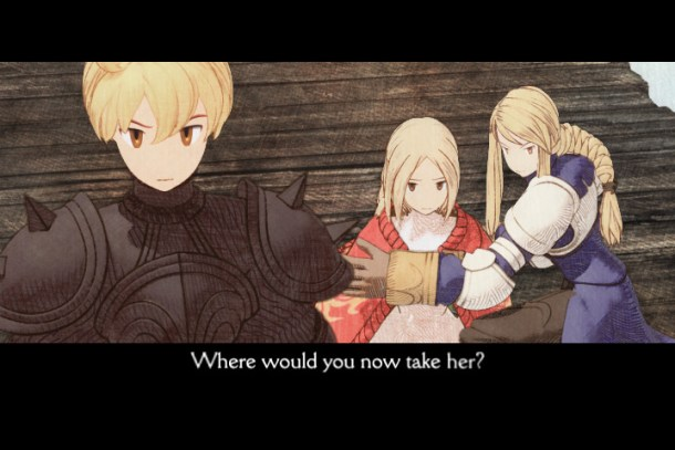 Countdown to Final Fantasy XV | Final Fantasy Tactics Screenshot 3