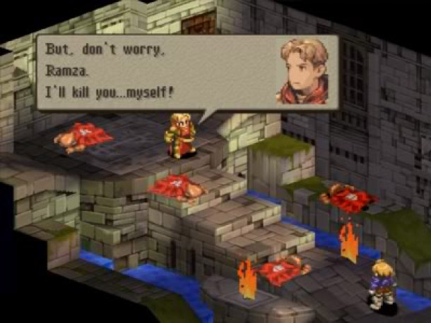 Countdown to Final Fantasy XV | Final Fantasy Tactics Screenshot 6