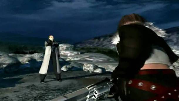 Final Fantasy VIII Countdown Screenshot 1