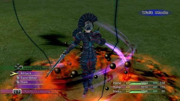 Countdown to Final Fantasy XV | Final Fantasy X-2 Screenshot 4