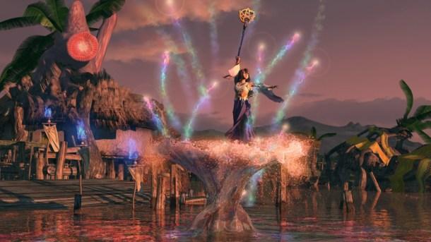 Countdown to Final Fantasy XV | Final Fantasy X Screenshot 1