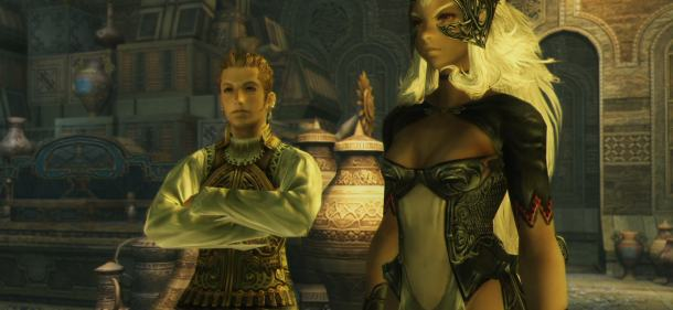 Countdown to Final Fantasy XV | Final Fantasy XII Screenshot 1