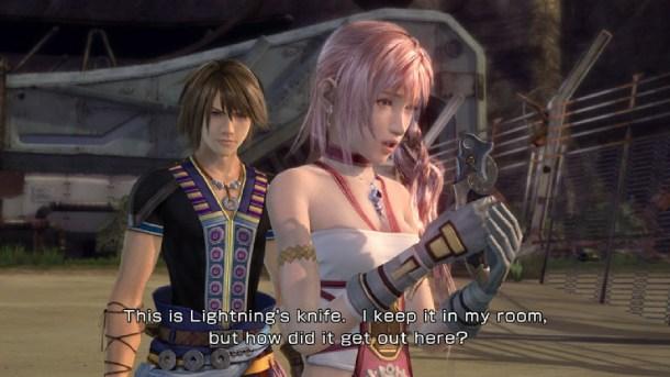 Countdown to Final Fantasy XV   Final Fantasy XIII-2 Screenshot 1