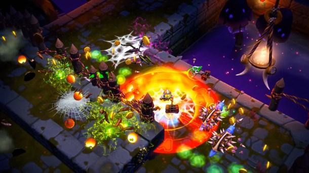 Super Dungeon Bros | Debut Smash