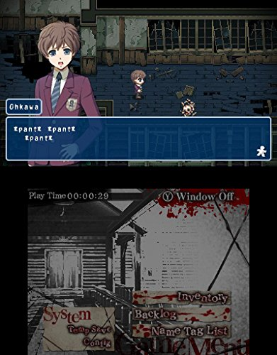Corpse Party | Running