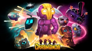 Crashlands | Featured