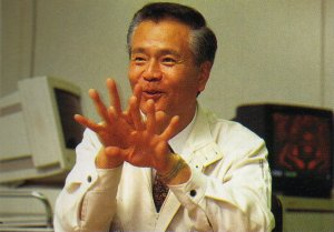 Import gaming with Wonderswan | Gunpei Yokoi