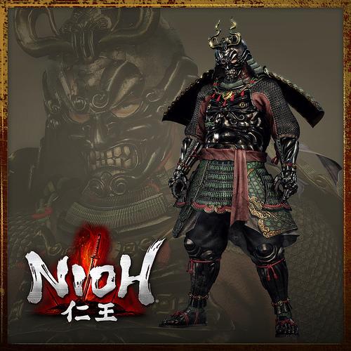 nioh-armor