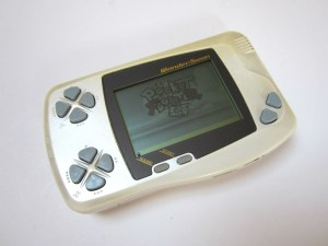 Import gaming with Wonderswan | Wonderswan with Pocket Fighters