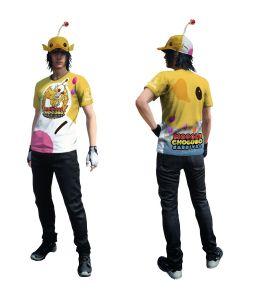 FFXV Mog Choco outfit