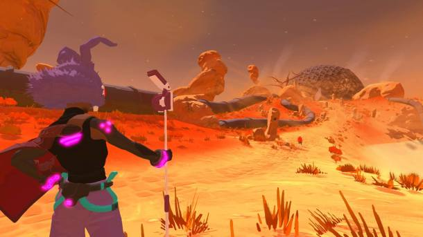 Furi | Cryptic Hints