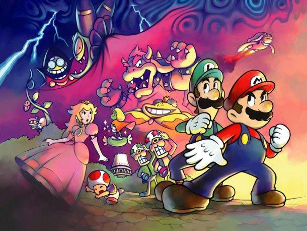 Nintendo Download | Superstar Saga