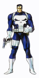 Marvel Vs Capcom | Punisher