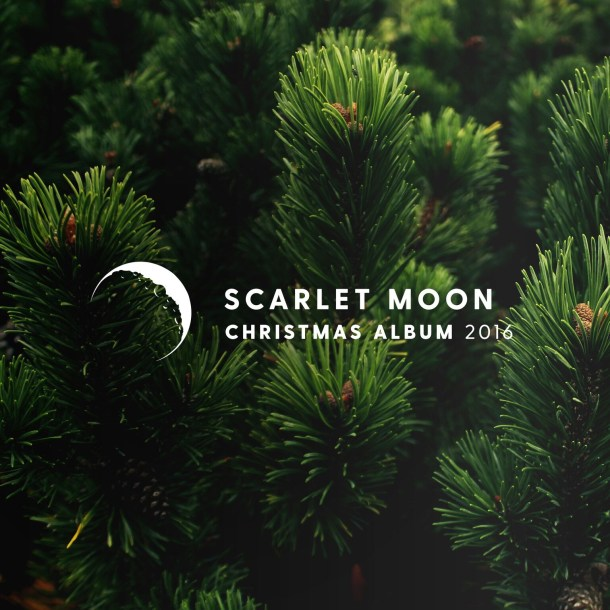 Scarlet Moon Christmas Album
