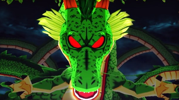 Dragon Ball Fusions | Shenron