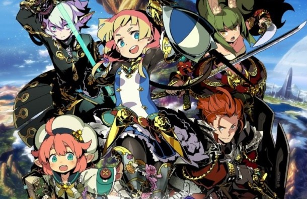 most anticipated 2017 games | Etrian Odyssey V