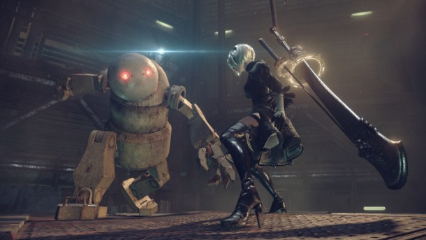 Best Story | NieR: Automata